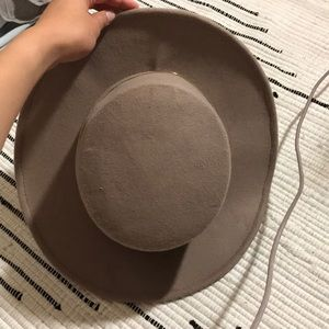 Dolls Kill Boater Hat